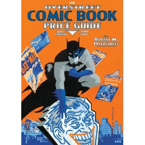 Overstreet Comic Book Price Guide