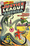 Justice League of America comics Brave and the Bold